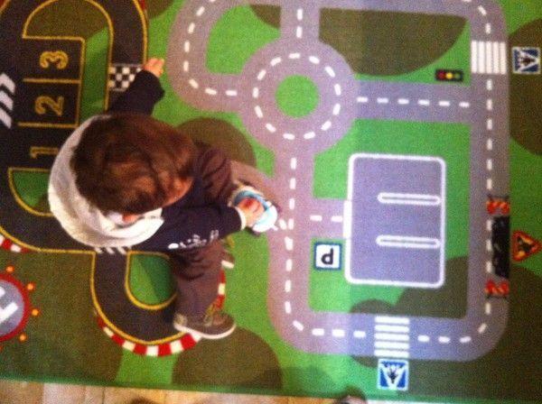 Nouveau tapis de jeux - tapis pour salle de jeux
